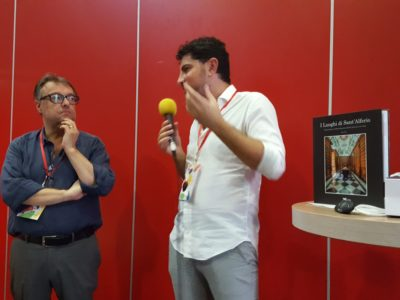 Presentazione del progetto mostra e libro sulla Badia di Cava