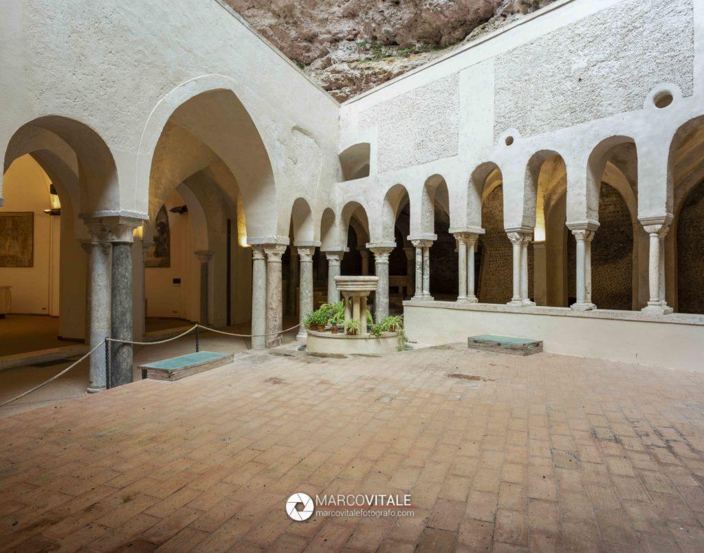 Mostra fotografica sull'Abbazia Benedettina di Cava