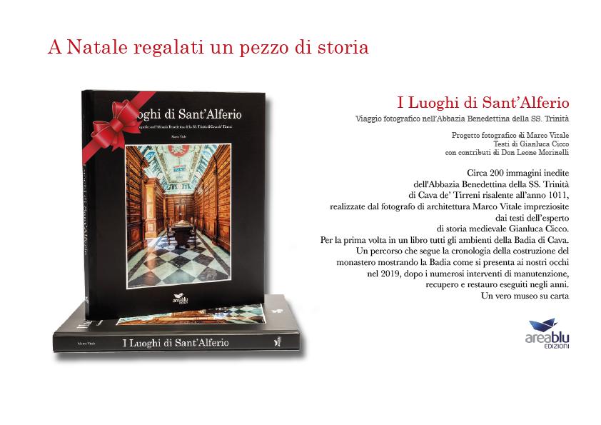 """Acquista on line il libro """"I Luoghi di Sant'Alferio"""""""